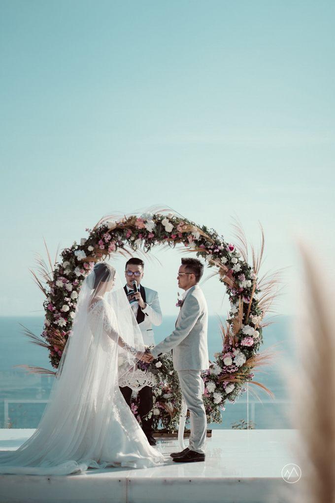 The Wedding of Stella & Fajar by Bali Eve Wedding & Event Planner - 014