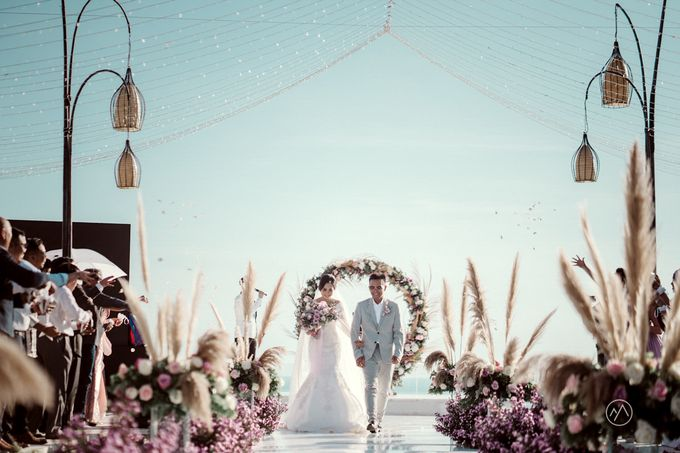 The Wedding of Stella & Fajar by Bali Eve Wedding & Event Planner - 017