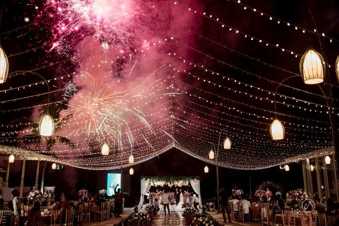 The Wedding of Stella & Fajar by Bali Eve Wedding & Event Planner - 040