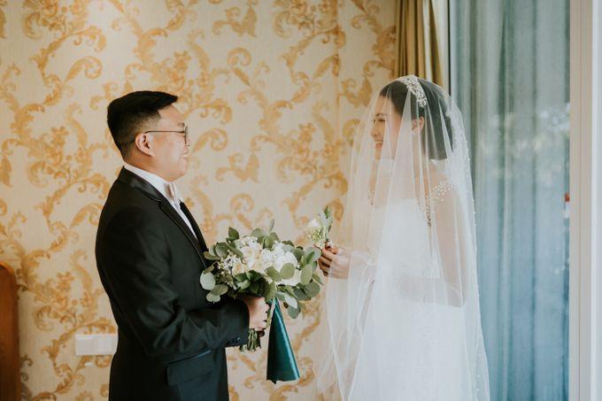 Thesan Fefe Wedding by Double Happiness Wedding Organizer - 009