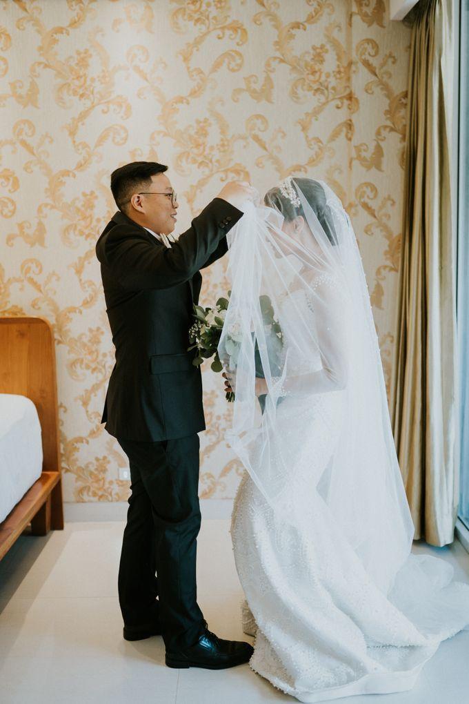 Thesan Fefe Wedding by Double Happiness Wedding Organizer - 010