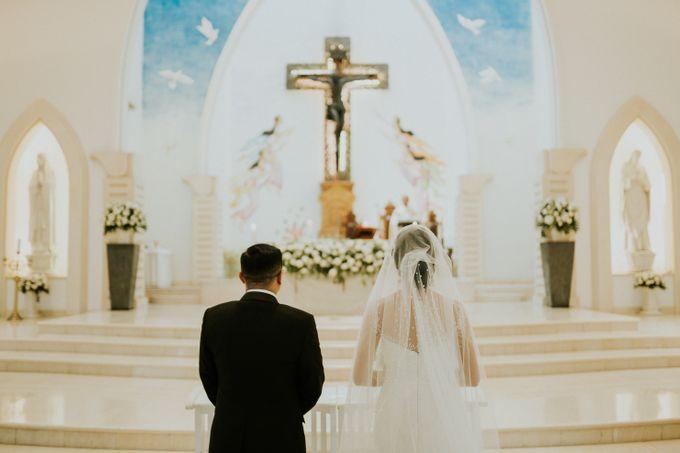 Thesan Fefe Wedding by Double Happiness Wedding Organizer - 012