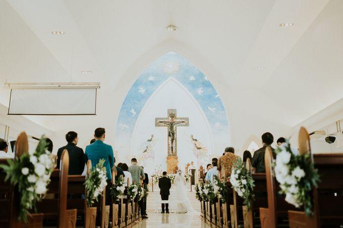 Thesan Fefe Wedding by Double Happiness Wedding Organizer - 013