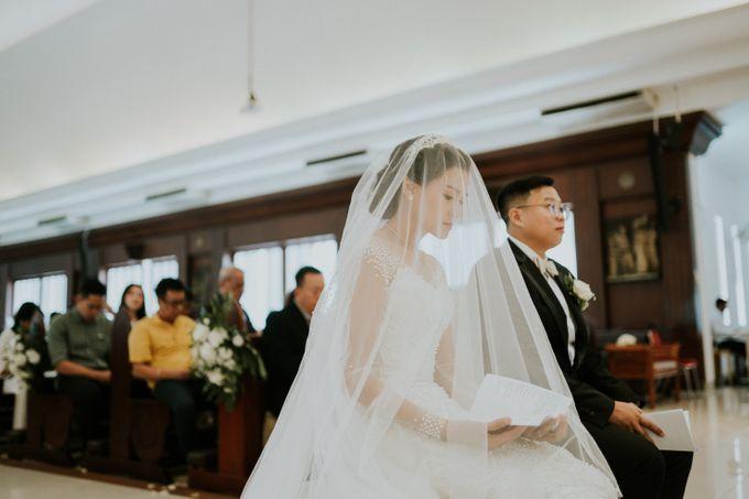 Thesan Fefe Wedding by Double Happiness Wedding Organizer - 014