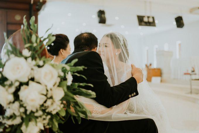 Thesan Fefe Wedding by Double Happiness Wedding Organizer - 015