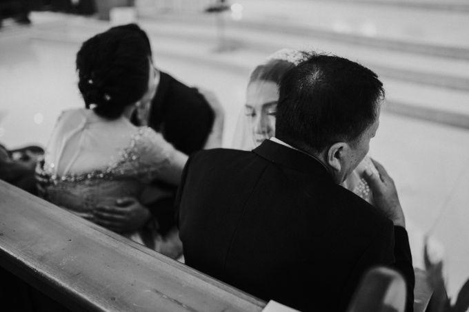 Thesan Fefe Wedding by Double Happiness Wedding Organizer - 003