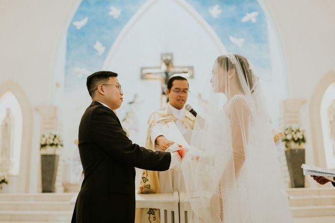 Thesan Fefe Wedding by Double Happiness Wedding Organizer - 019
