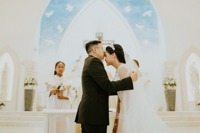 Thesan Fefe Wedding by Double Happiness Wedding Organizer - 020