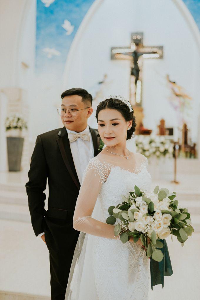 Thesan Fefe Wedding by Double Happiness Wedding Organizer - 004