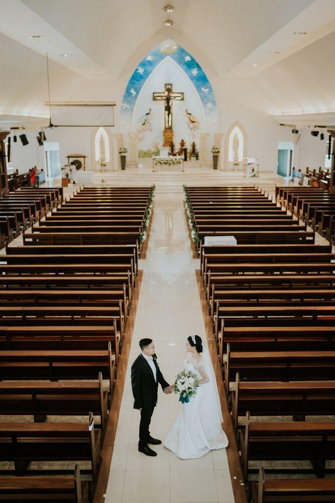 Thesan Fefe Wedding by Double Happiness Wedding Organizer - 005