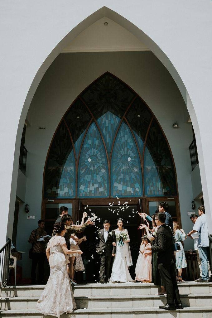 Thesan Fefe Wedding by Double Happiness Wedding Organizer - 006