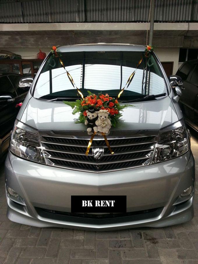 Foto Dekorasi Mobil BK Rent Car by BKRENTCAR - 001