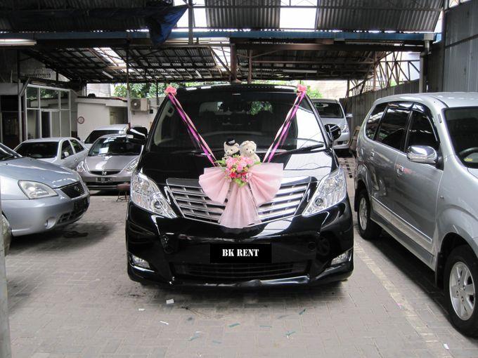 Foto Dekorasi Mobil BK Rent Car by BKRENTCAR - 002