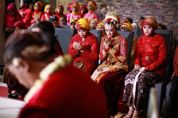 The Weddng Of Dewi & Riskyan by R A Picture - 007
