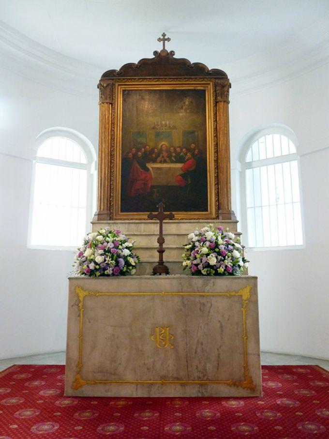 Church Wedding - Armenian Church by The Olive 3 (S) Pte Ltd - 004