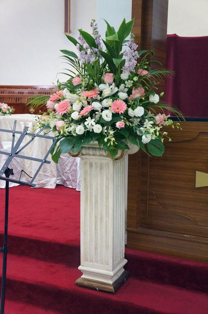 Church Wedding - Glory Presbyterian Church by The Olive 3 (S) Pte Ltd - 002