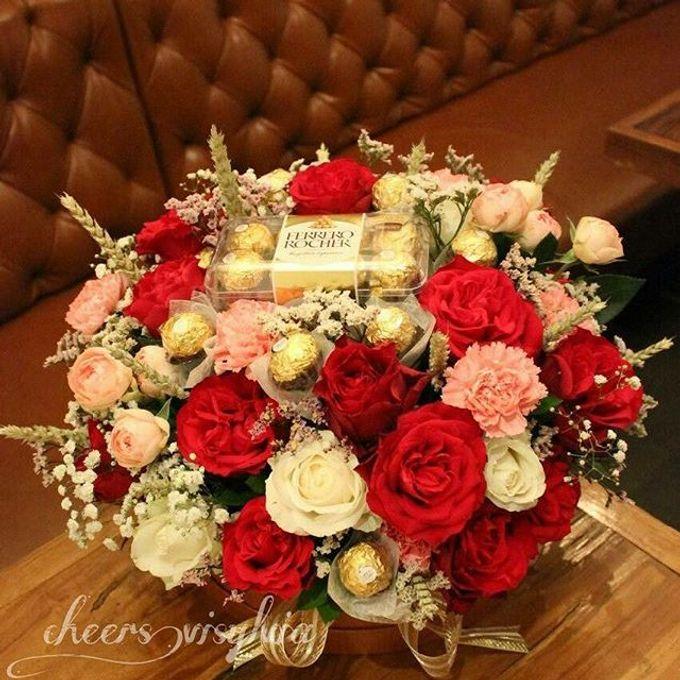 Gift Bouquet  by visylviaflorist - 004