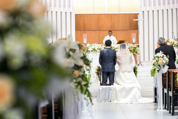St Matias Rasul - Ryan & Elrina Wedding by Impressions Wedding Organizer - 002