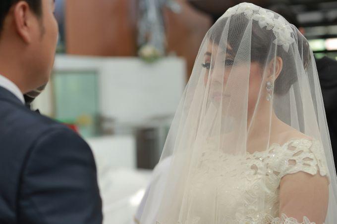 St Matias Rasul - Ryan & Elrina Wedding by Impressions Wedding Organizer - 006