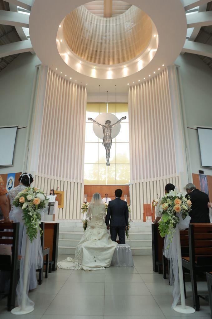 St Matias Rasul - Ryan & Elrina Wedding by Impressions Wedding Organizer - 001