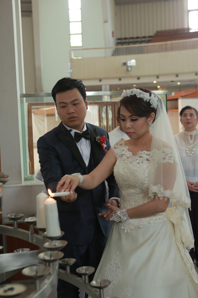 St Matias Rasul - Ryan & Elrina Wedding by Impressions Wedding Organizer - 008