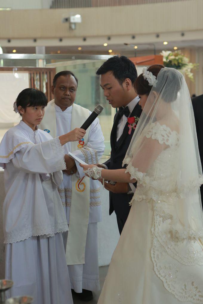 St Matias Rasul - Ryan & Elrina Wedding by Impressions Wedding Organizer - 009