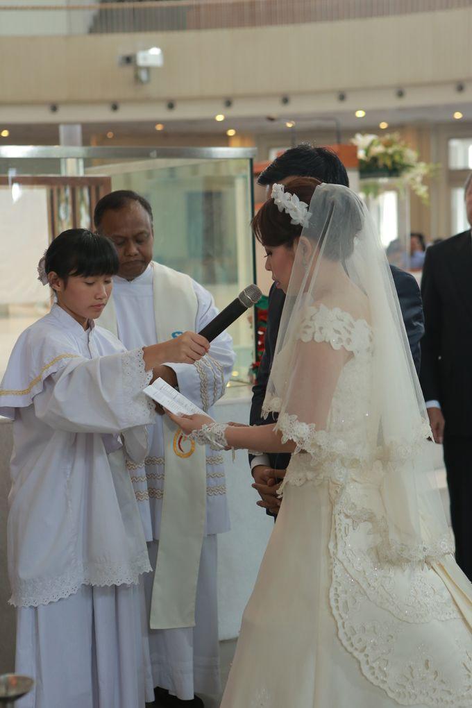 St Matias Rasul - Ryan & Elrina Wedding by Impressions Wedding Organizer - 004
