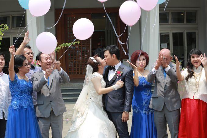 St Matias Rasul - Ryan & Elrina Wedding by Impressions Wedding Organizer - 005