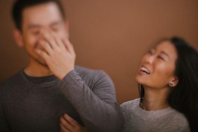 Korin Shin and Dandy Sutanto Pre Wed Indoor by Mèmoire - 007