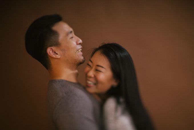 Korin Shin and Dandy Sutanto Pre Wed Indoor by Mèmoire - 005