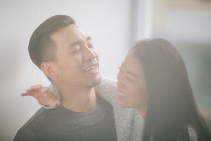Korin Shin and Dandy Sutanto Pre Wed Indoor by Mèmoire - 002