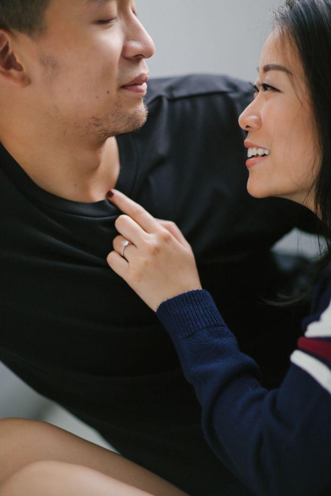 Korin Shin and Dandy Sutanto Pre Wed Indoor by Mèmoire - 003