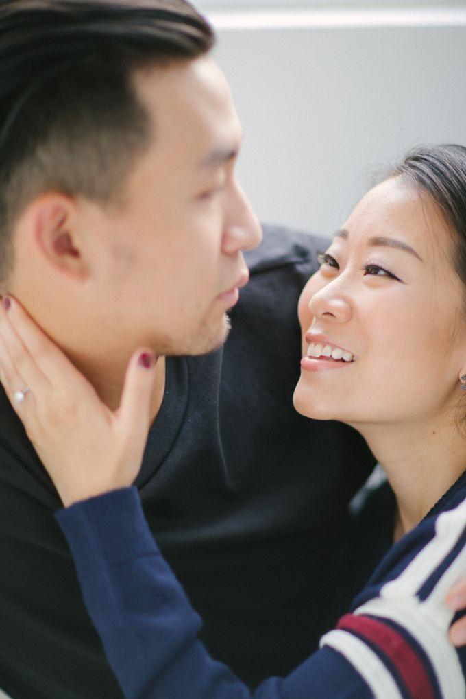 Korin Shin and Dandy Sutanto Pre Wed Indoor by Mèmoire - 004