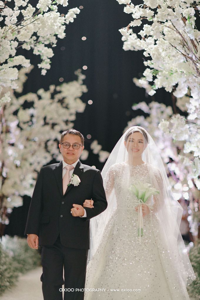 Wedding Albert & Vania by Priscilla Myrna - 009