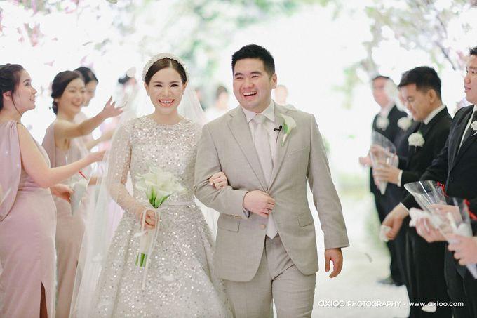 Wedding Albert & Vania by Priscilla Myrna - 001