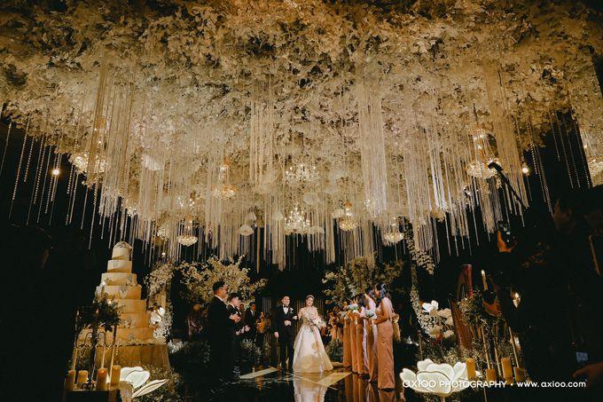 Wedding Albert & Vania by Priscilla Myrna - 011