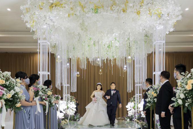 Wedding Of Alvin & Debora by Ohana Enterprise - 016