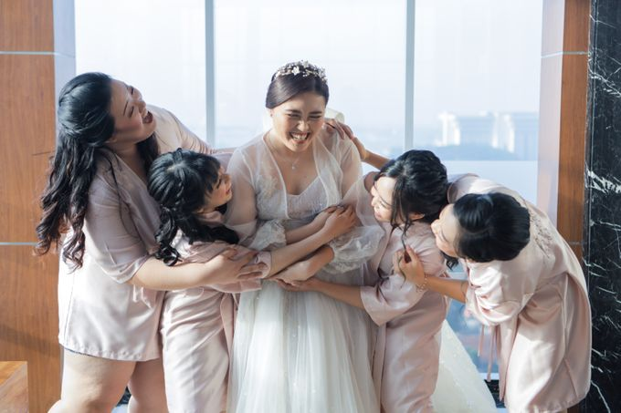 Wedding Of Alvin & Debora by Ohana Enterprise - 005