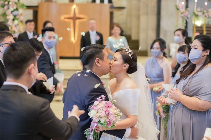 Wedding Of Alvin & Debora by Ohana Enterprise - 011