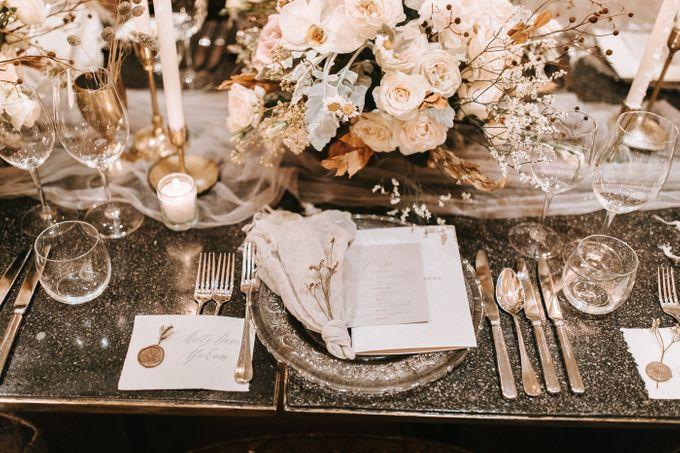 Stephen & Alvina Wedding by Tea Rose Wedding Designer - 002