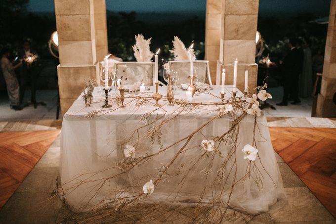 Stephen & Alvina Wedding by Tea Rose Wedding Designer - 003