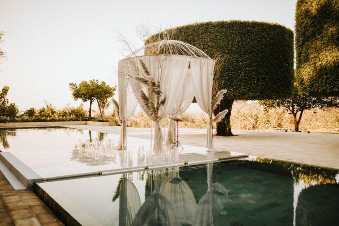 Stephen & Alvina Wedding by Tea Rose Wedding Designer - 001