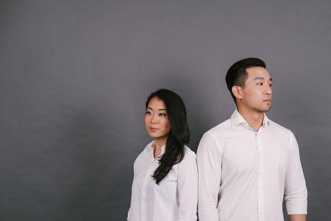 Korin Shin and Dandy Sutanto Pre Wed Indoor by Mèmoire - 008