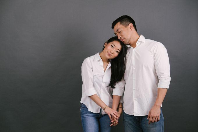 Korin Shin and Dandy Sutanto Pre Wed Indoor by Mèmoire - 009