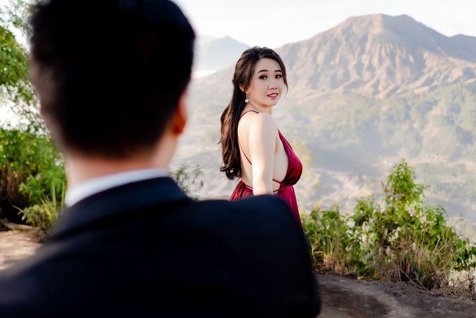 Prewedding Heny by Satrisca Makeup Artist - 005