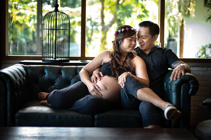 Maternity of Michael & Irene by Satrisca Makeup Artist - 003