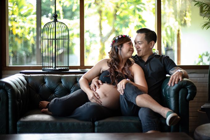 Maternity of Michael & Irene by Satrisca Makeup Artist - 004