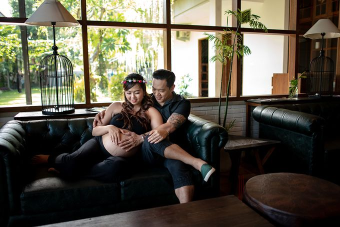 Maternity of Michael & Irene by Satrisca Makeup Artist - 006