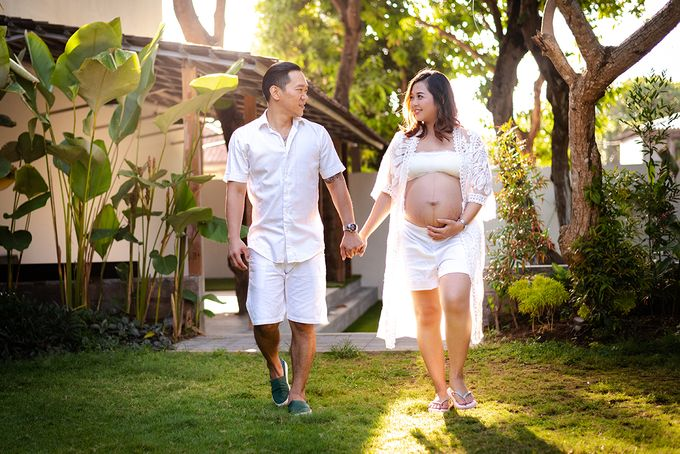 Maternity of Michael & Irene by Satrisca Makeup Artist - 014