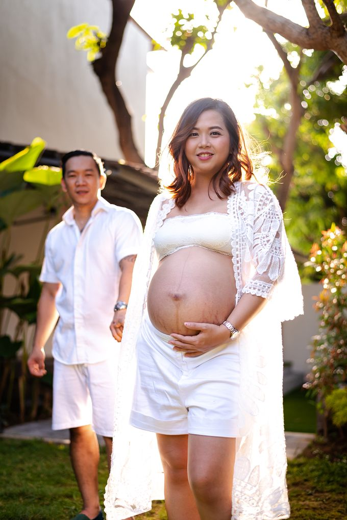 Maternity of Michael & Irene by Satrisca Makeup Artist - 016